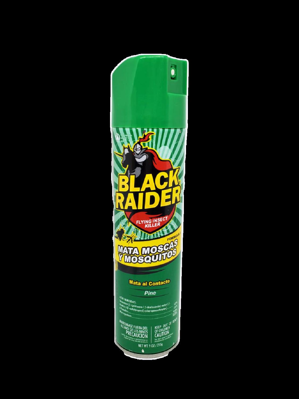 Insecticida Black Raider Moscas y Mosquitos