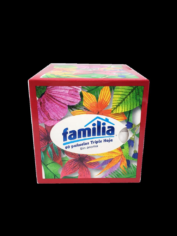 Pañuelos Faciales Familia
