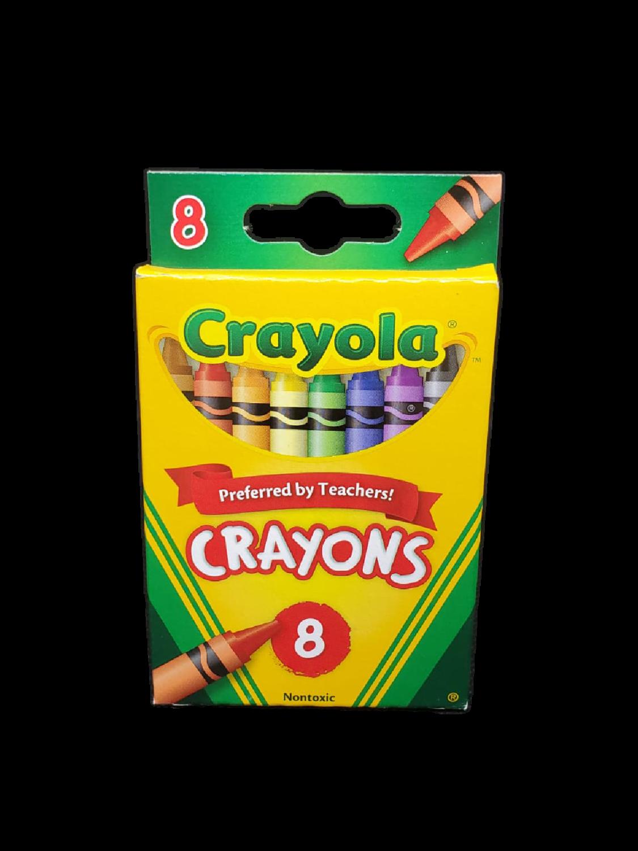 Crayolas 8