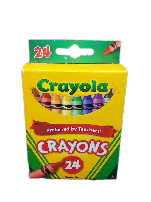 Crayolas 24