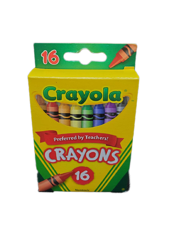 Crayolas 16