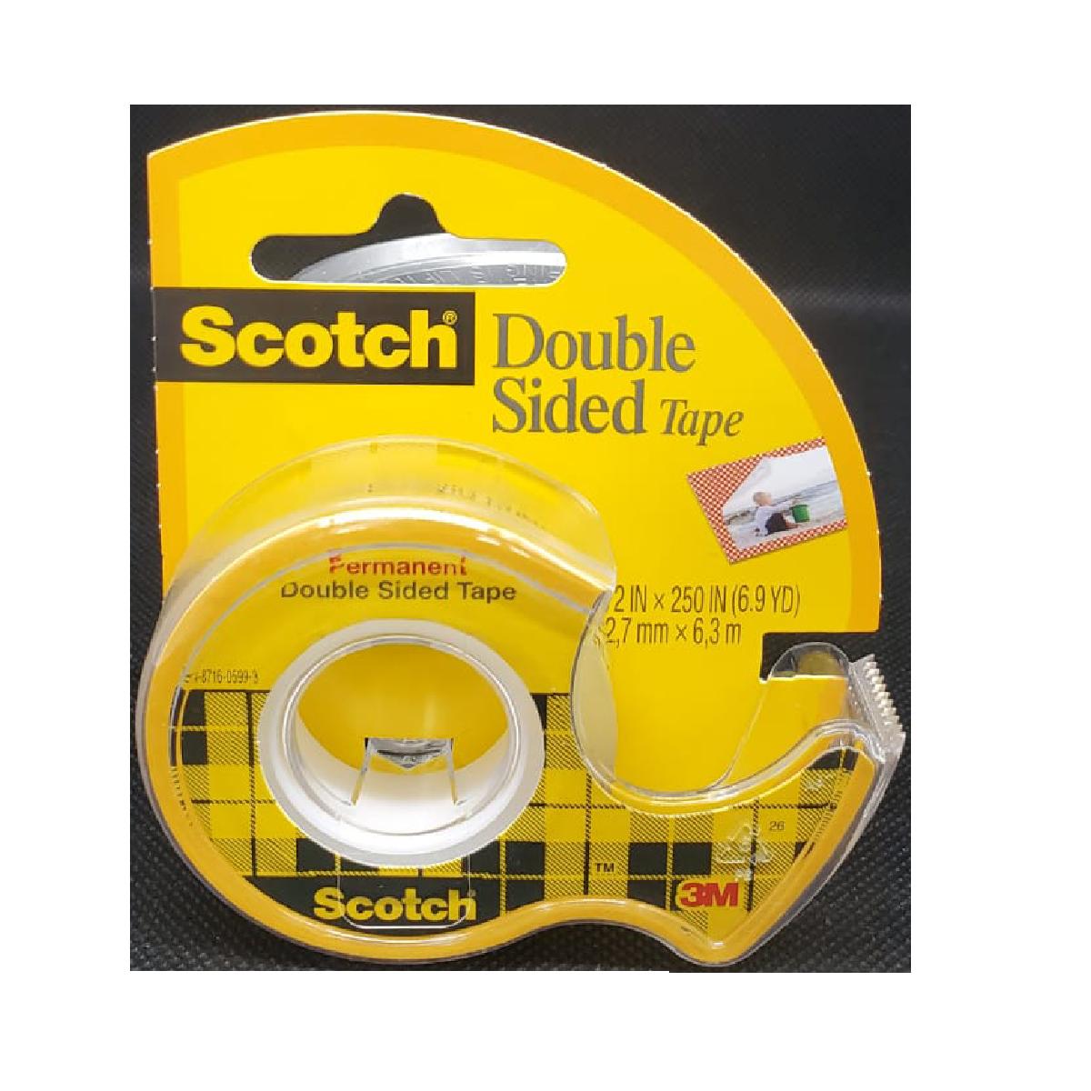 Tape Doble Cara Scotch