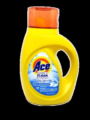 Ace Simply Clean Liquido 25 tandas