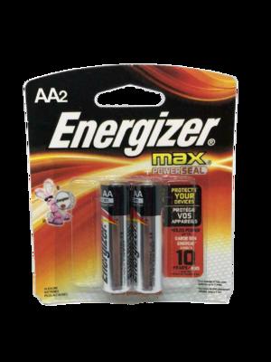Baterías Energizer AA