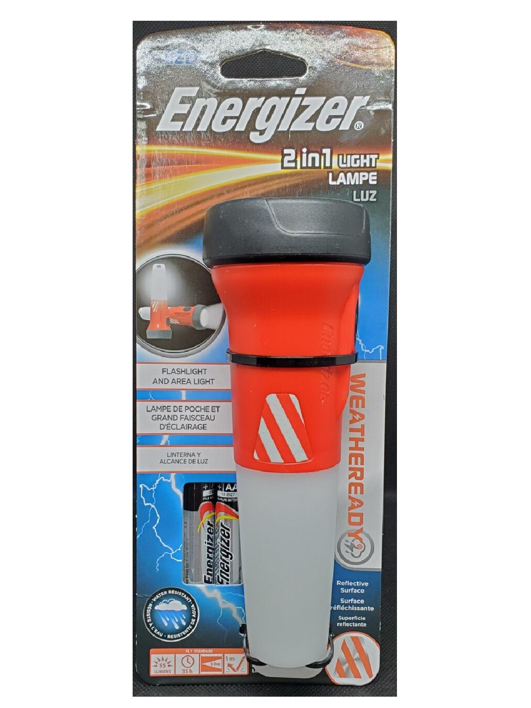 Flashlight Energizer 2 en 1  LED