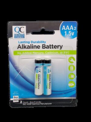 Baterías QC AAA