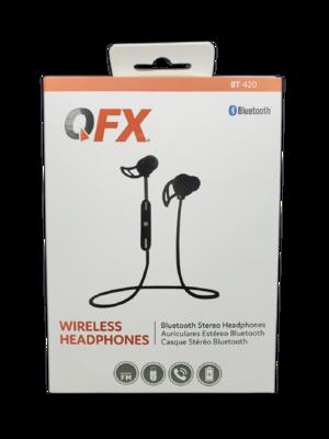 Audífono Bluetooth QFX