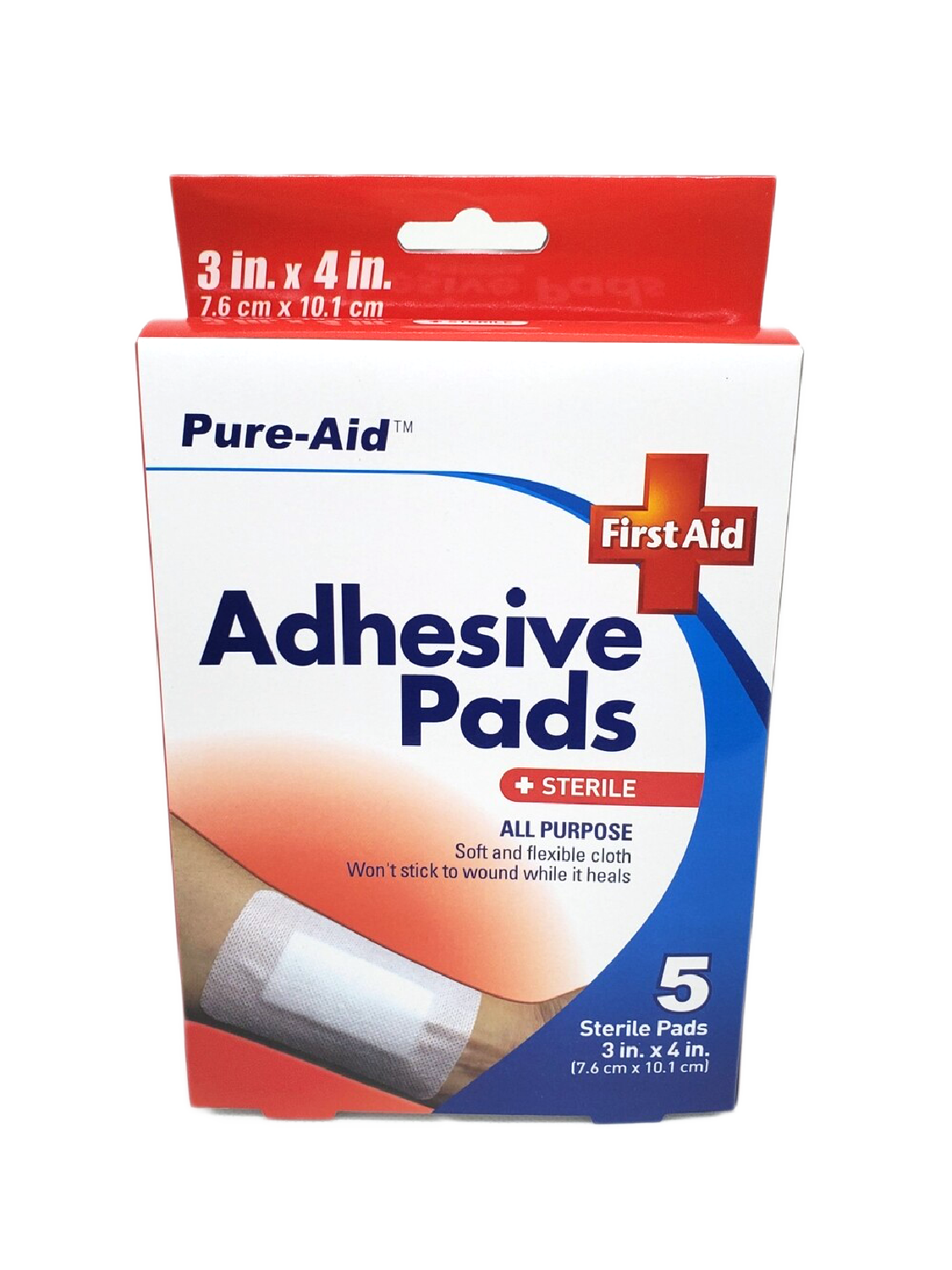 Adhesive Pads Pure Aid