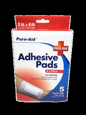 Adhesive Pads Pure Aid