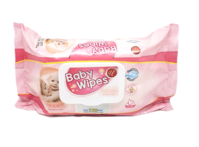 Baby Wipes 120CT