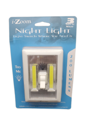 Luz LED Nocturna