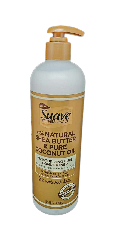 Suave Moisturizing Curl Conditioner