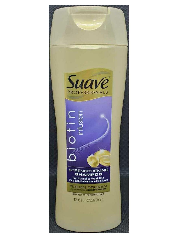 Shampoo Suave Biotin Infusion