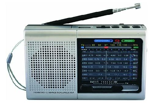 Radio de Banda Super Sonic