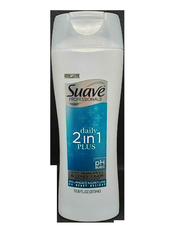 Suave 2 in 1 Shampoo And Conditioner