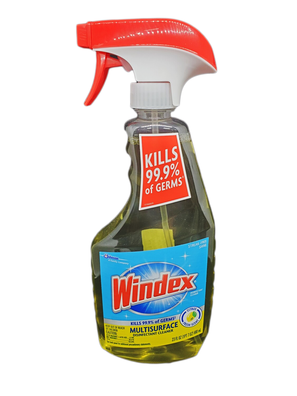Desinfectante Multisuperficie Windex