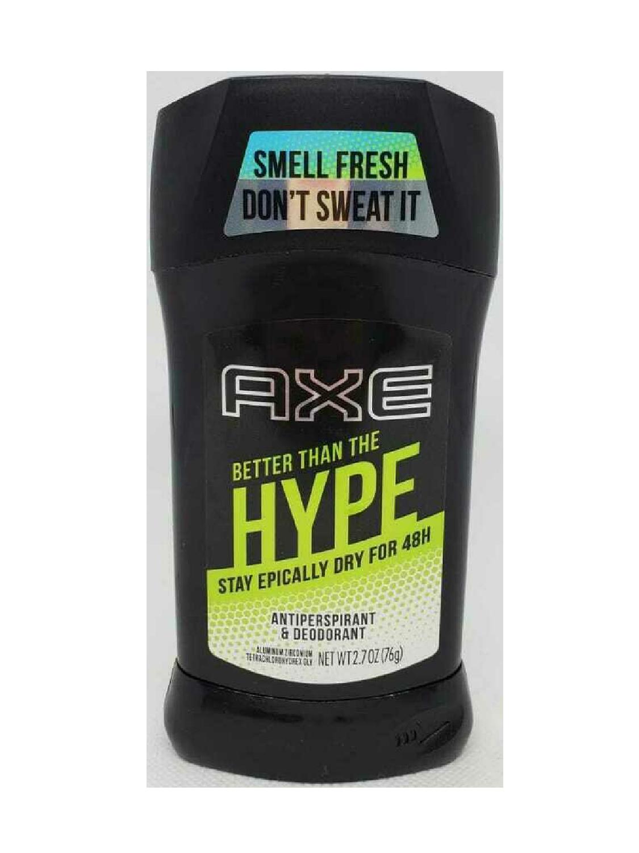 Desodorante Axe Hype