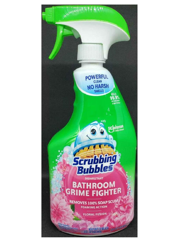 Desinfectante Scrubbing Bubbles