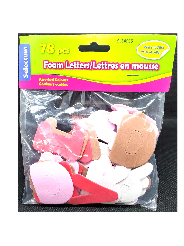 Foamy Letras