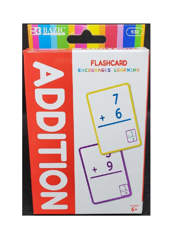 Flashcards Suma