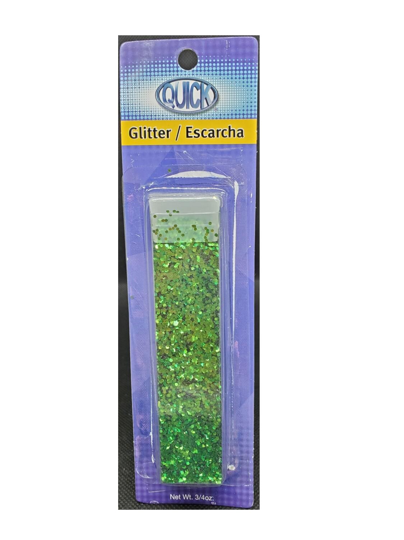 Escarcha/ Glitter Verde