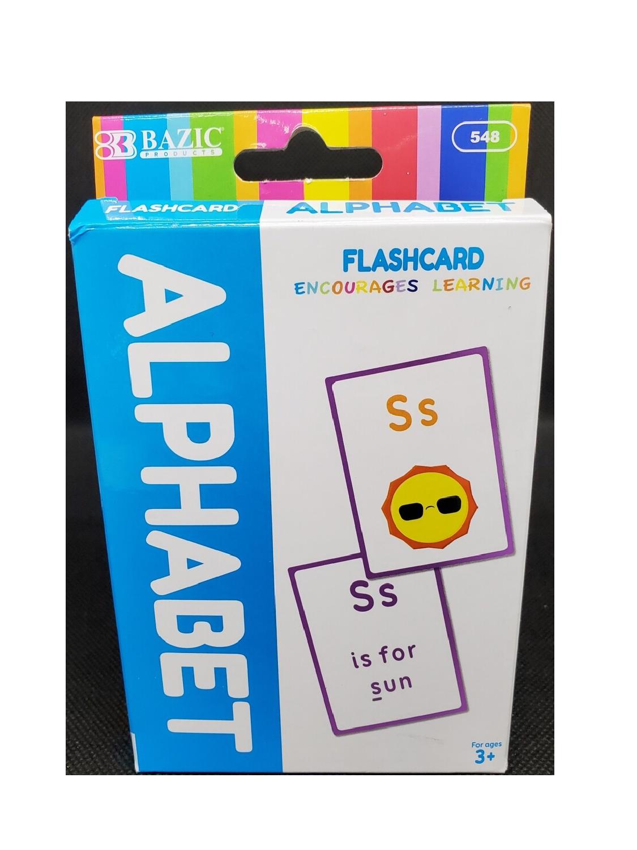 Flashcards Abecedario