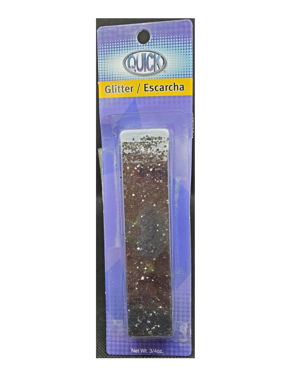 Escarcha/ Glitter Negro