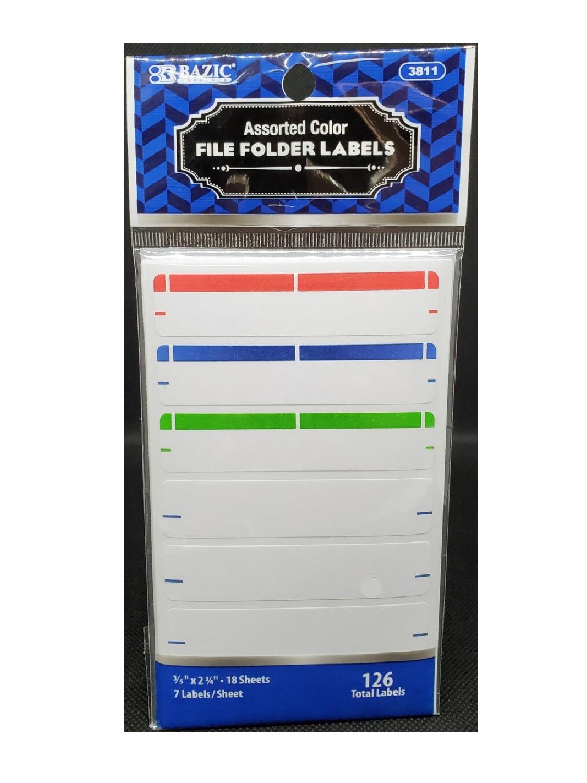 Labels Para Cartapacios