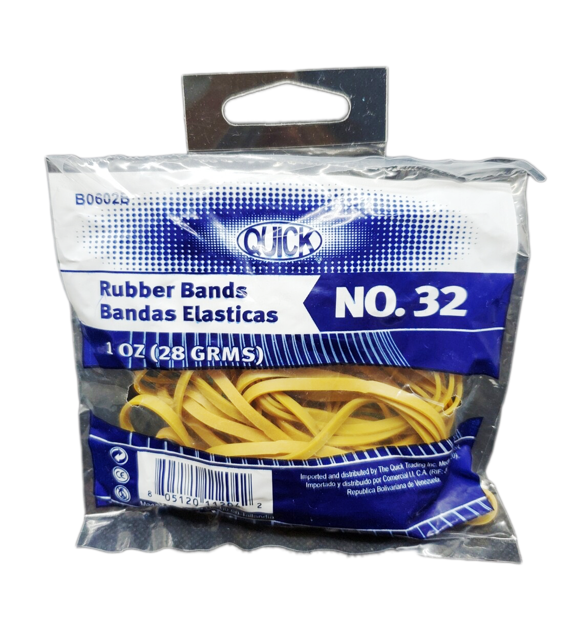 Rubber Bands No. 32
