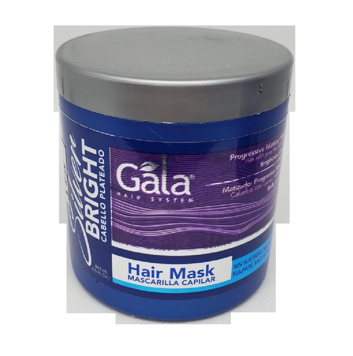 Gala Silver Bright Hair Mask