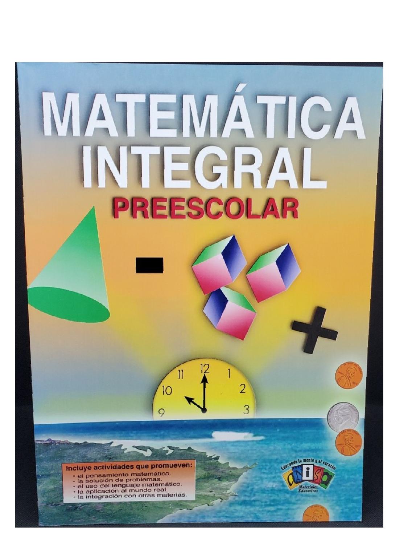 Matemática Integral