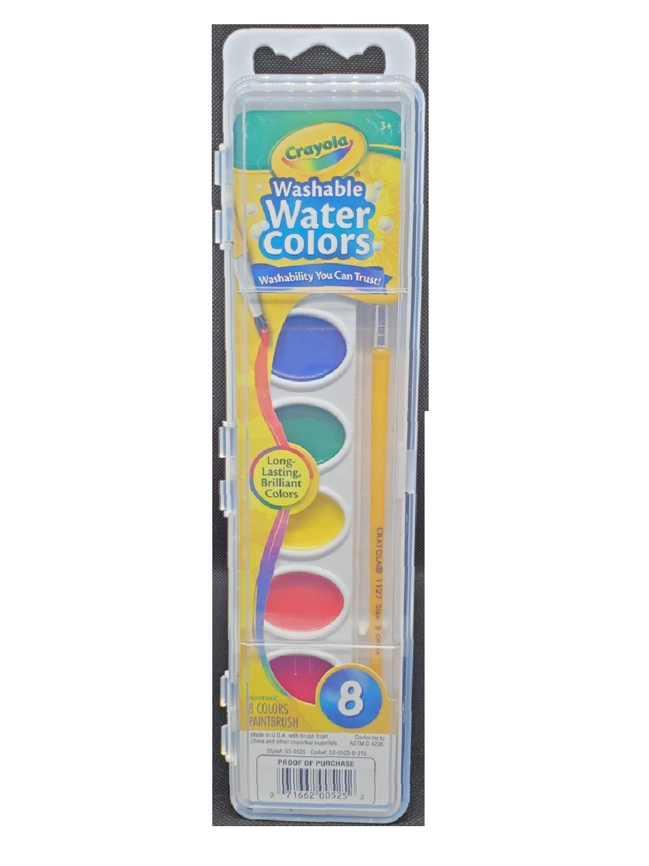 Pintura de Agua Crayola