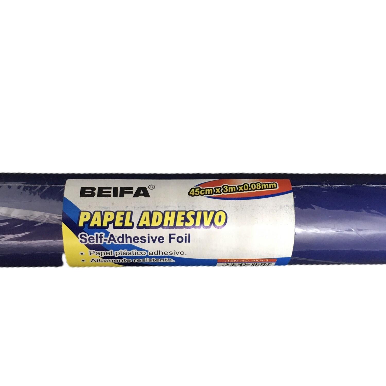 Papel Adhesivo Azul