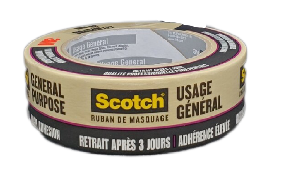 "Masking Tape 1.4 "" Scotch"