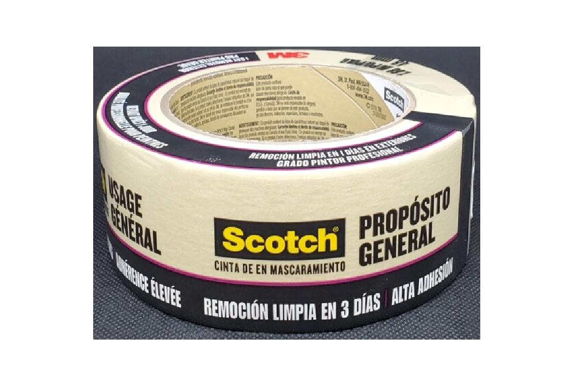 """Masking Tape 2 """" Scotch"""