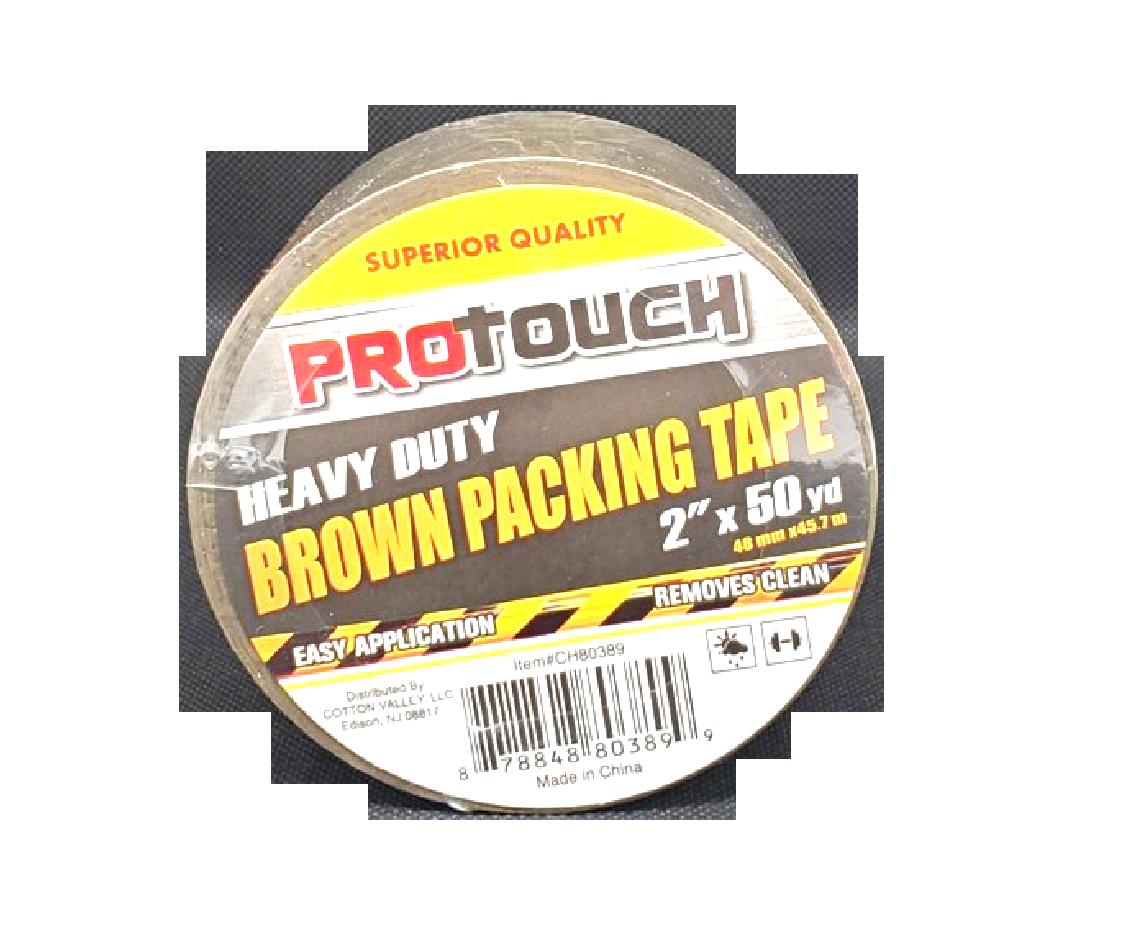 Tape Brown Para Empacar