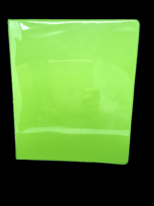 Carpeta 1/2 Pulgada Verde