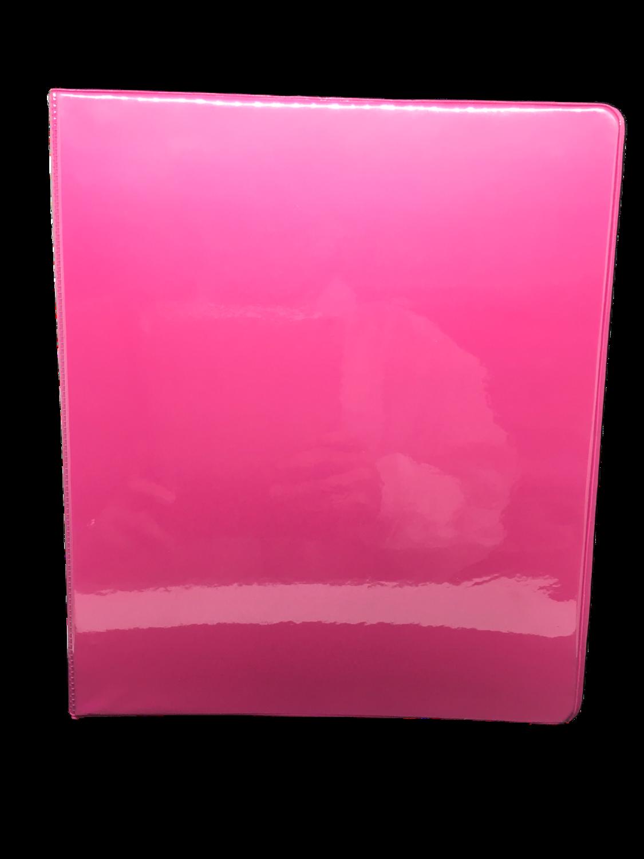 Carpeta 1/2 Pulgada Rosa