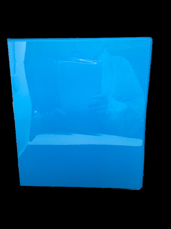 Carpeta 1/2 Pulgada Azul