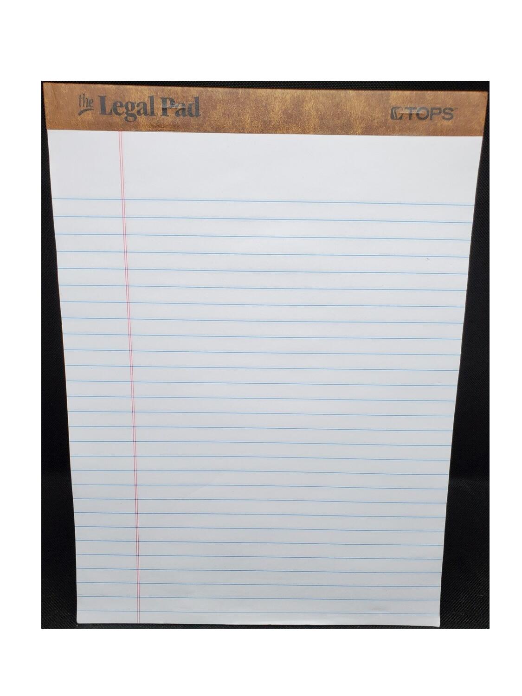 Legal Pad Carta