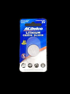 Batería AC Delco CR- DL 2016