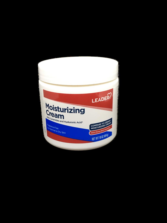 Crema Humectante con Ceramidas y Ácido Hialurónico