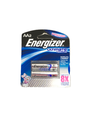 Batería Energizer Ultimate AA