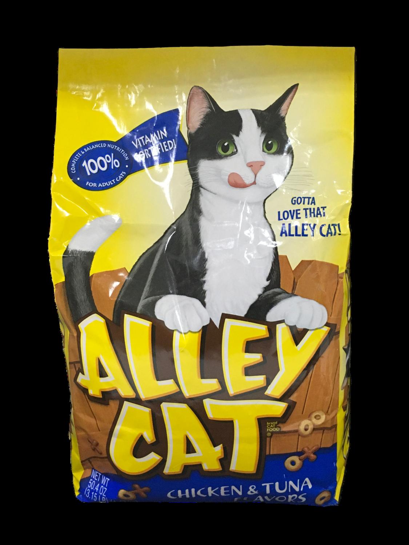 Comida Gatos Alley  Pollo y Atún