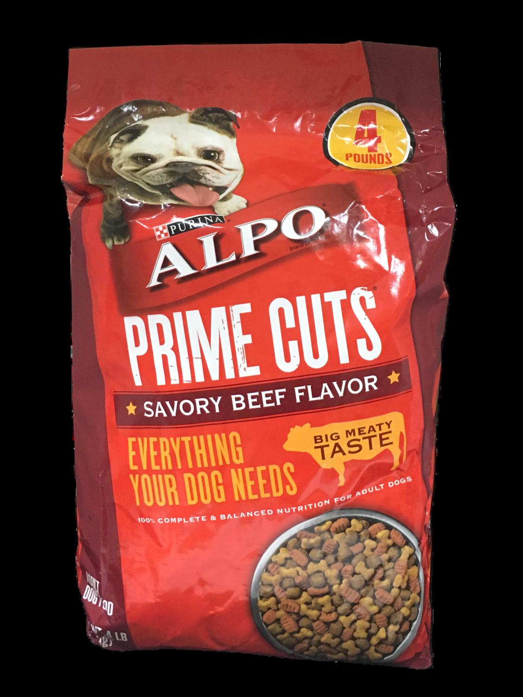 Comida Perros Alpo Prime Cuts Beef
