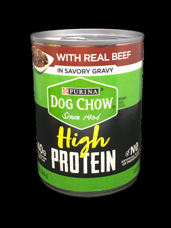 Purina Dog Chow High Protein