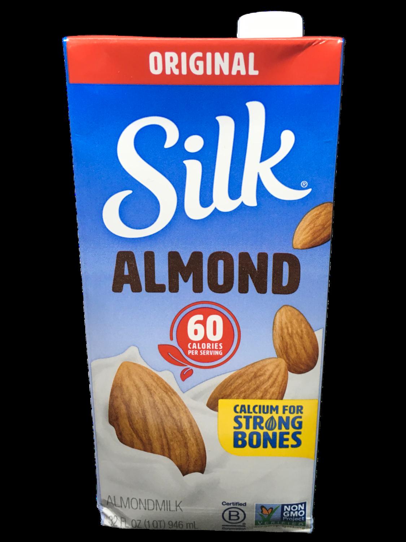 Leche de Almendras Silk Original