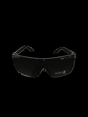 Gafas Negras con Detalle de Colores