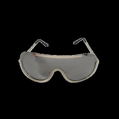 Gafas Doradas y Plateadas