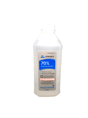 Alcohol Isopropyl 70% Swan